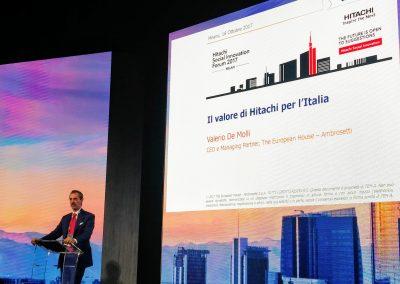 VALERIO DE MOLLI CEO di The European House – Ambrosetti