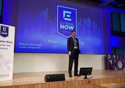 Roberto Benedetti, Country Manager Italia