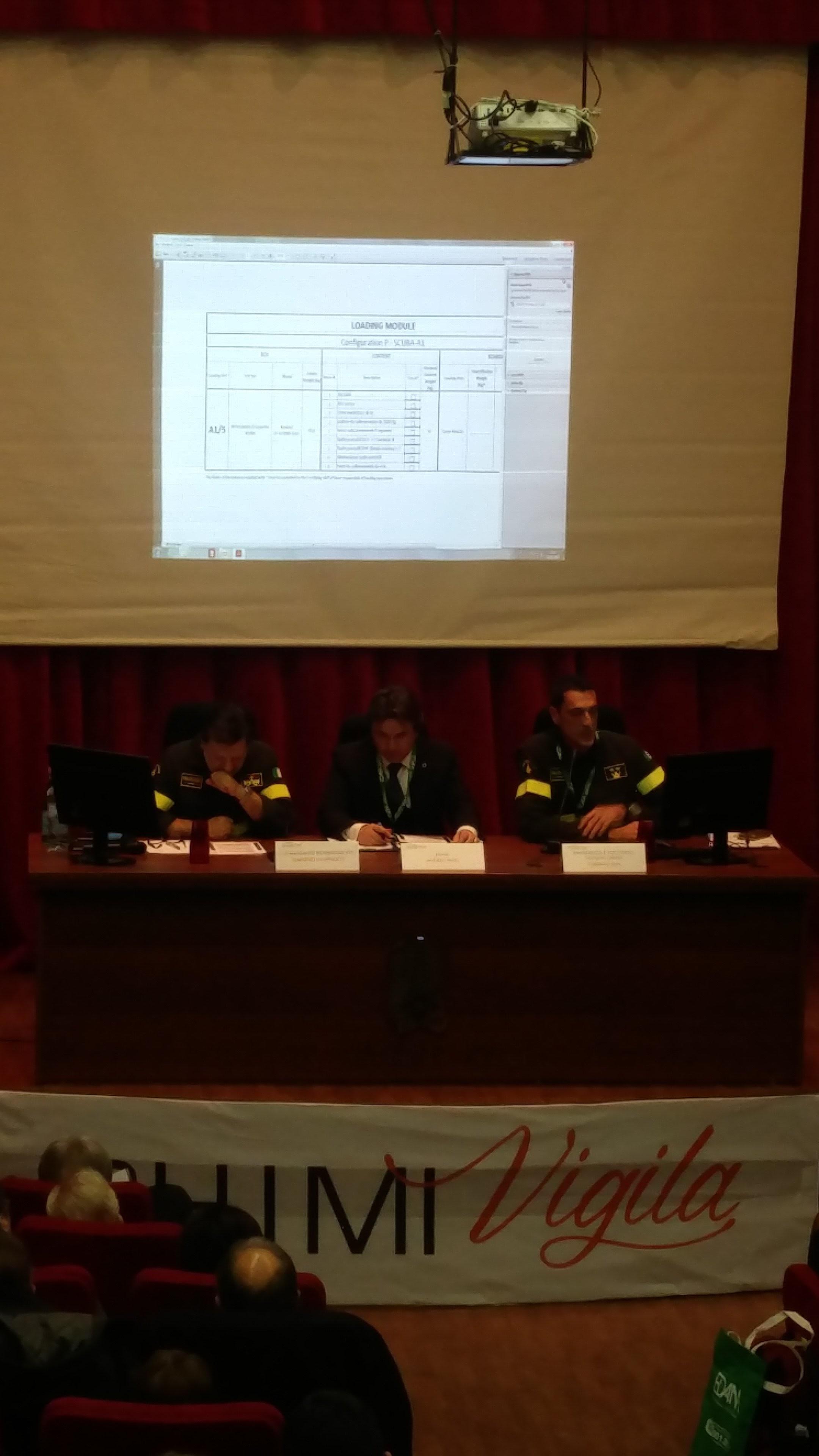 """Lorenzo Elia del CNVVF """"non sovraccaricare il personale di procedure significa ridurre i tempi di riposta nelle emergenze"""