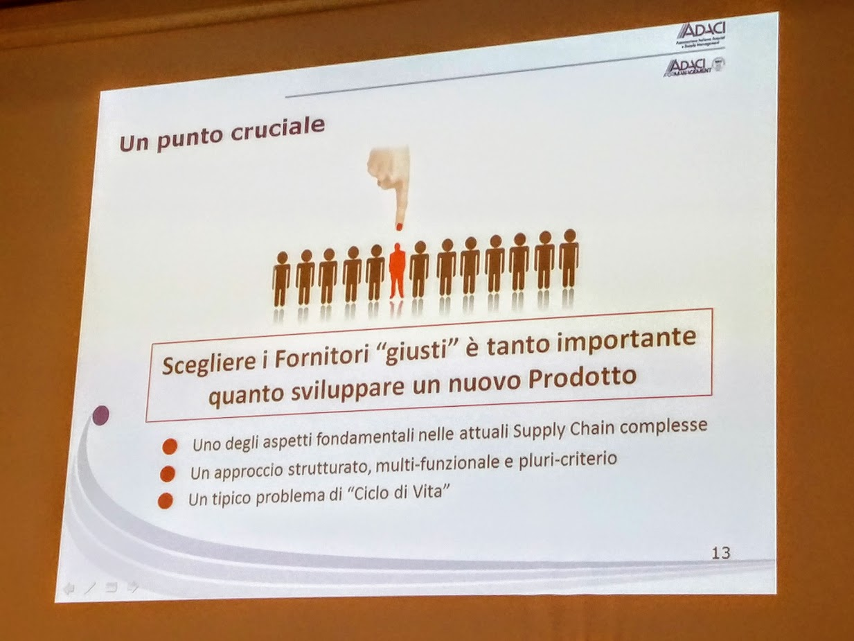 Fornitore strategico Negotiorum Fucina ADACI 2017