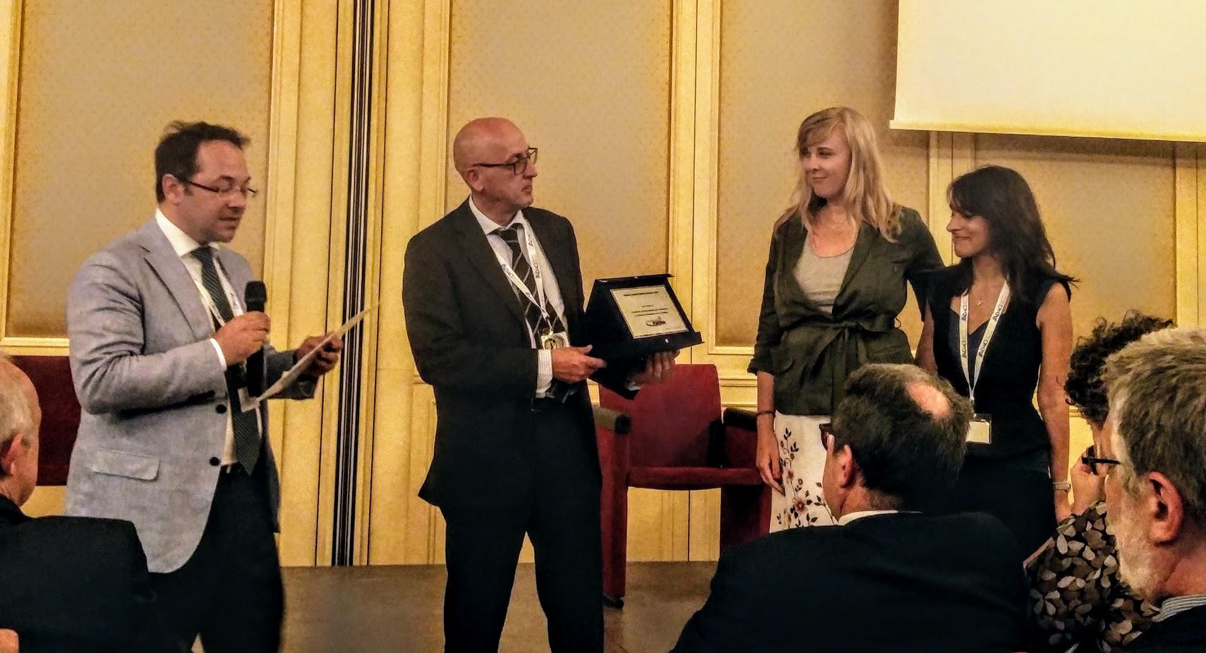 Premio creatività e innovazione dei processi
