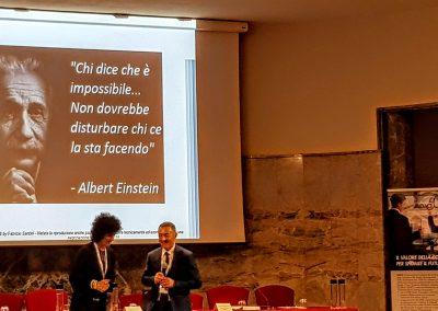 Federica Dallanoce e Vincenzo Genco