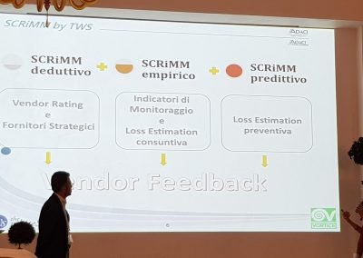 Dal preventive Vendor Rating alla Loss Estimation preventiva