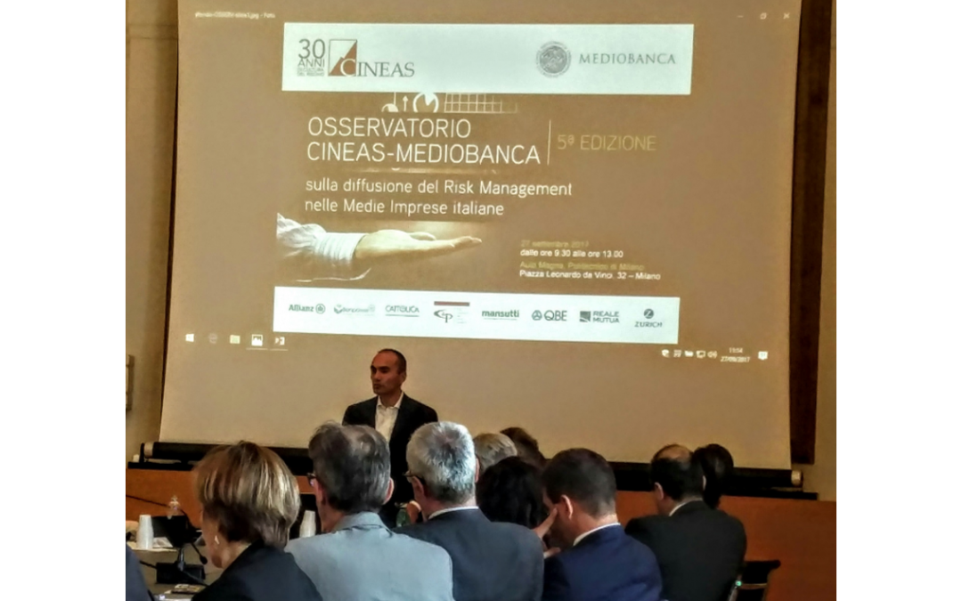 gallery Osservatorio Cineas-Mediobanca 2017 5° edizione