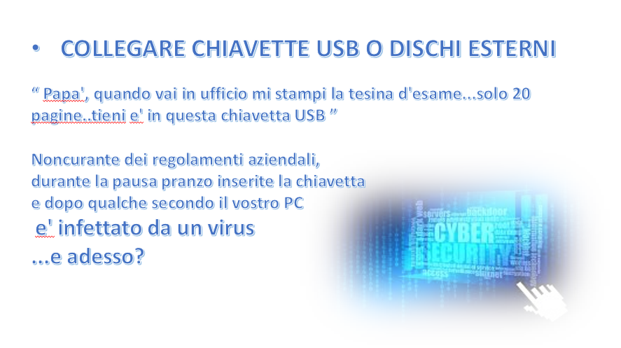 attachi cyber come evitarli